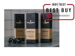 Roastworks Coffee Co Sumatra NespressoR Compatible Capsules GBP450 For 10 Pods