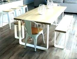 Dining Table With Bench Seats For Sale Seat Plans Free Kitchen Back Room Sets Seating Glamorous T