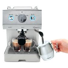 Espresso Machine With Milk Frother Best Steamer Nespresso Vertuoline