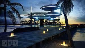 104 The Water Discus Underwater Hotel Dubai Uae Verdict Designbuild