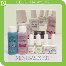 Gelish 18g Led Lamp Canada gelish harmony complete basix gel nail polish starter kit base