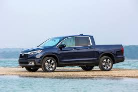All-New, Innovative 2017 Honda Ridgeline Wins