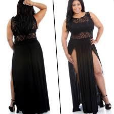 black size club dresses pluslook eu collection