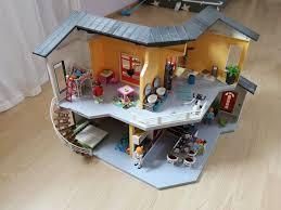 playmobil modernes wohnhaus komplett mit zube in 68642