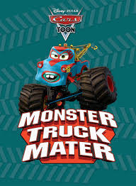 100 Monster Truck Mater Cars Toon EBook By Disney Book Group