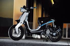 2016 Vespa Polini Future Style Picture From Bitly 1MMOsVM