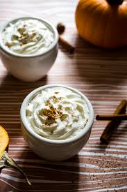 Low Fat Pumpkin Spice Latte by Coconut Milk Pumpkin Spice Lattes U2013 Luv Cooks Love People With Food
