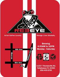 Redeye Coffee Tallahassee Fl