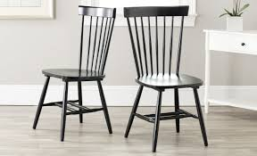 Wood Captains Chair Plans by Lark Manor Saint Pierre Solid Wood Dining Chair U0026 Reviews Wayfair