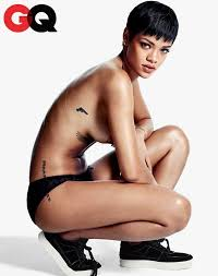 Celebrity Tattoos Rihanna Tattoo 004