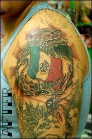 Mexican Sleeve Tattoos