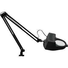 Lighted Magnifying Hobby Lamp by Lighted Magnifying Lamp Lighting And Ceiling Fans