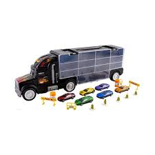 100 Toy Car Carrier Truck Transport Rier For Boys And Girls Includes 6 S