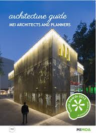 100 Mimo Architecture MIMOA Guide About Mei Mei Architects And Planners
