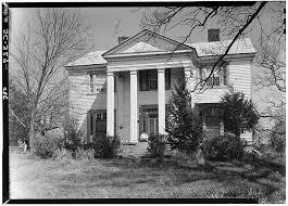 Montpelier Plantation Anderson County South Carolina