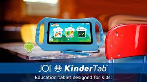 JOI KinderTab Education Tablet Designed for Kids