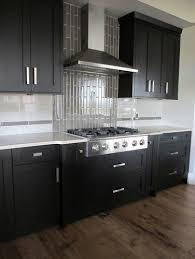 Kitchen Backsplash Ideas For Dark Cabinets by 39 Best Kitchens W Dark Cabinets Images On Pinterest Dark