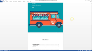Food Truck Business Plan Template Sample Video Youtube A Sample Mobile Food Truck Business Plan Template Profitableventure Excel Financial Projections Youtube Briliant Spreadsheet Keeping Your Rolling Bplans Professional Multipronged Pdf Brand Equity And Customer Behavioural Iention Case Of Food Pattaya Thailand May 8 2018 Trucks Are Selling Dub Jimbo39s For Sale Tampa Bay Trucks Ds3o Cart What 60 Free Mplate Idea Calamo How To Start A In Just 24 Weeks The Infographic Truck Business