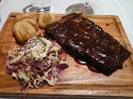 pork ribs picture of breslin bar grill melbourne tripadvisor