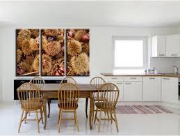 cadre cuisine cadre cuisine châtaignes vente tableau deco pas cher hexoa