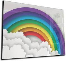 mehrfarbig magnetwand memoboard 70x50 cm wandtafel für küche