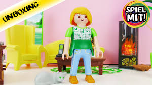 playmobil dollhouse wohnzimmer mit kamin sofa sessel und fernseher süßes set für playmobil haus