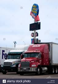 100 Truck Stops In Iowa S Parked Worlds Largest Truck Stop 80 Walcott USA