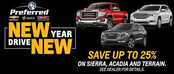 Preferred Chevrolet Buick GMC - Grand Haven MI | New & Used Car Dealer