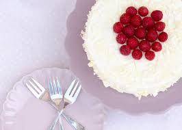 himmlischer himbeer cheesecake mit weißer schokolade
