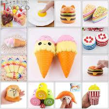 tofoco 11 typ kuchen eis essen squishy jumbo langsam steigenden squish spielzeug kawaii squishies antistress lustige squeeze spielzeug für kinder