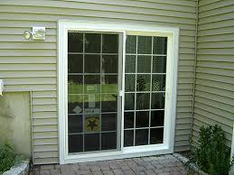 Installing a Pella Sliding Glass Door