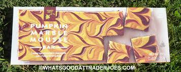 Pumpkin Scone Starbucks Discontinued by What U0027s Good At Trader Joe U0027s 2017