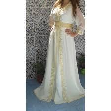 robe marocaine et orientale arabe grande taille pas cher