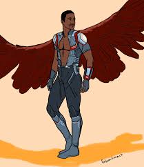 Falcon Costume Design By Falcondiment