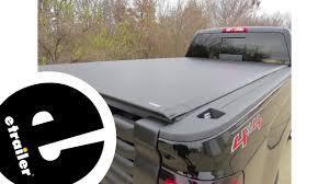 100 Leonard Truck Covers TruXedo Lo Pro QT Soft RollUp Tonneau Cover Review YouTube