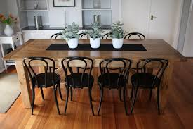 4 Dining Room Chairs Sydney Sets Perth Full Size Seater Table Graceful Industrial