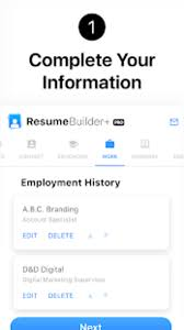 Resume Builder App Free - PDF Templates CV Maker For Android ... The Best Free Resume Builder Examples App Pour Android Tlchargez Lapk Wedding Ideas Handmade Invitation Design Cv Maker Mplates 2019 For 12 Online Builders Reviewed What Are S Pdf On Apps Devices Free Resume Building Sites Builder Download Best Creddle New 58 Lovely Stock