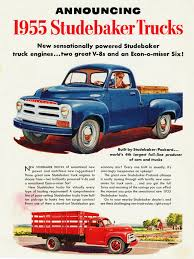South Bend Madness! 10 Classic Studebaker Ads | The Daily Drive ... 1953 Studebaker Trucks Ad Wishing They Were Still So Fuel Commander Low Mileage Tri Star Custom Pickup Truck At Bicester Heritage Centre Bangshiftcom Sss Friction Studebaker Power Crane Truck On Slide S1135 Tow Vintage Motors Of Sarasota Inc South Bend Madness 10 Classic Ads The Daily Drive 1949 Pickup Hot Rod Network Metalworks Protouring 1955 Build Youtube