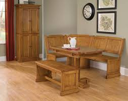 kitchen corner storage bench bench table set dining table and