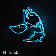 Halloween Club Purge Mask by Online Buy Wholesale Led Costumes From China Led