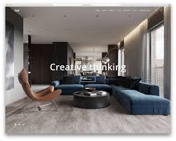 100 Home Interior Architecture 18 Best Design WordPress Themes 2019 Colorlib