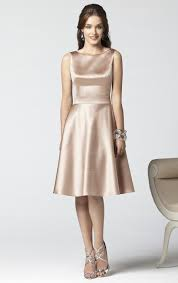 perfect satin champagne bridesmaid dresses champagne bridesmaid