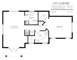 Pool House Plans With Garage Guest Houses Homes Floor Sycamore Plan