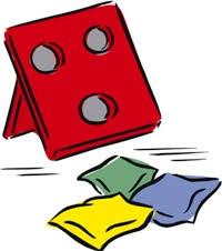 Game Clipart Beanbag Toss 7