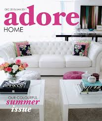 Home Decorating Magazines Online by Home Decor Budgetista Adore Home Magazine