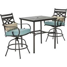 Hanover Montclair 3-Piece Metal Outdoor Bar Height Dining Set With ... Belfort Essentials Abaco 54 Square Solid Acacia Wood Top Counter Shop Juvenile Java Mission Table With Two Chairs Set Rich Mocha Hanover Montclair 3piece Metal Outdoor Bar Height Ding Handmade Solid Oak Tall Table Two Chairs And High Stools Small Rectangular Kitchen Homesfeed High In Cheltenham Gloucestershire Gumtree 84 Off Glass Tables Coaster Fniture 102271 Tone Island Parkland 2 Item 94349 Walmart Canada Marble Matching Ayr South Winsome Lynnwood 3pc Drop Leaf Ladder Chair On Carousell