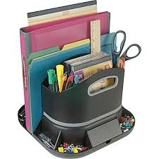 Walmart Desk File Organizer by Staples 14470 Us Spinworx Rotating Desk Organizer Use Standup