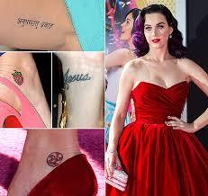 Alakei3S Blog Top 10 Female Celebrity Tattoos