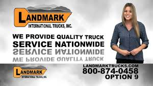 100 Landmark International Trucks Video Search Engine Optimization Truck Dealership