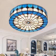 flush mount ceiling light for living room e27